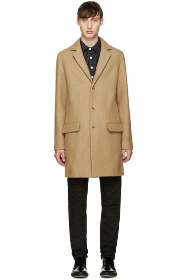 A.P.C. - Tan Lewis Coat