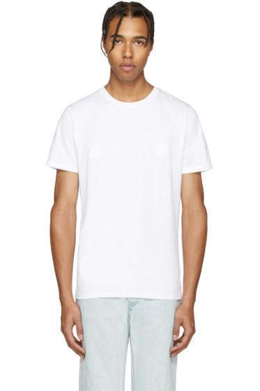A.P.C. - White Guitare Poignard T-Shirt