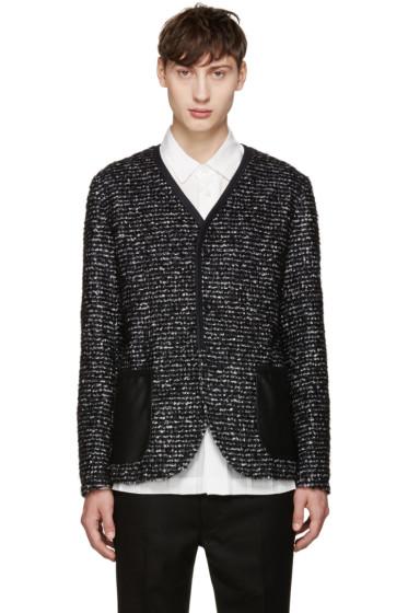 Junya Watanabe - Black Tweed Blazer