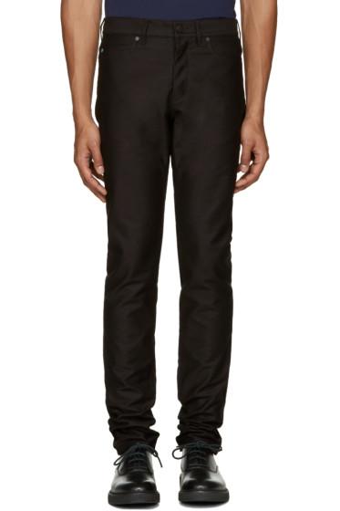 Lanvin - Black Skinny Jeans
