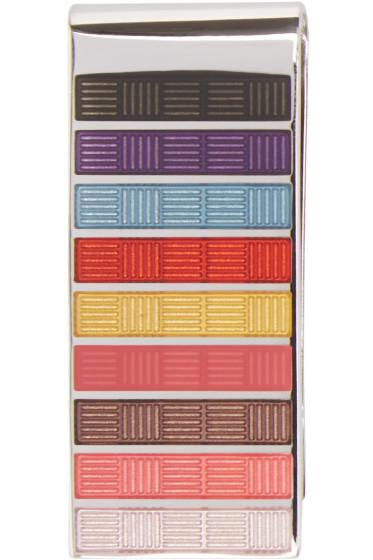 Paul Smith - Multicolor Refresher Money Clip