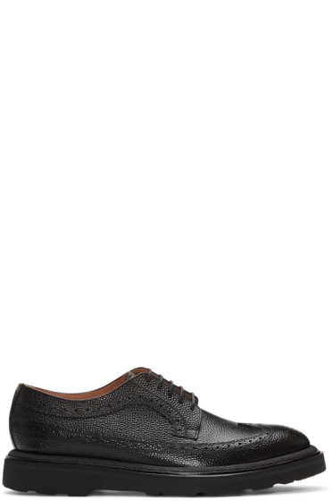 Paul Smith - Black Grand Brogues