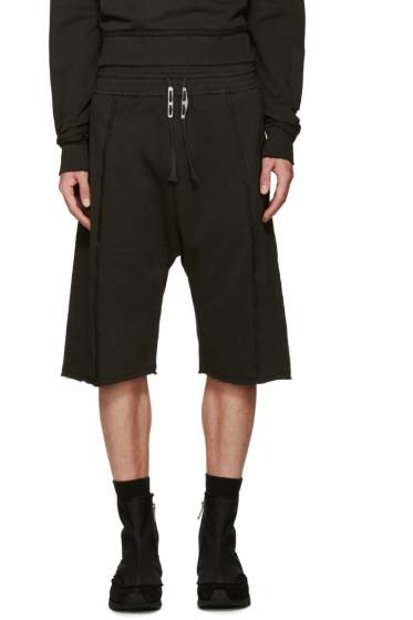 Damir Doma - Green Large Parni Shorts