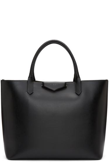 Givenchy - Black Large Antigona Tote