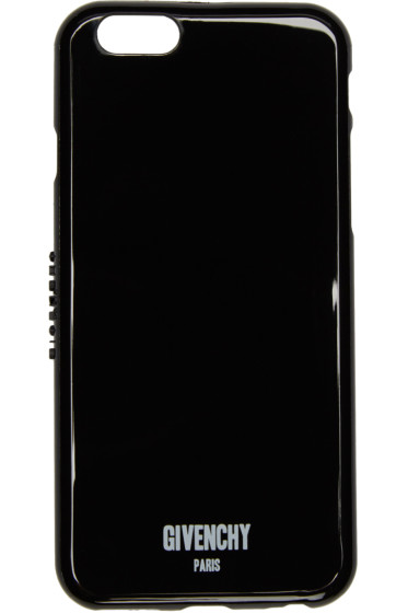 Givenchy - Black Logo iPhone 6 Case
