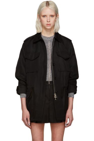 3.1 Phillip Lim - Black Utility Jacket