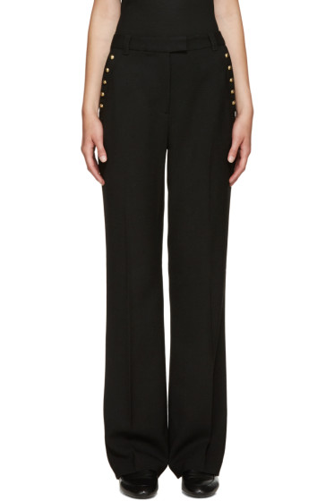3.1 Phillip Lim - Black Wool Trousers