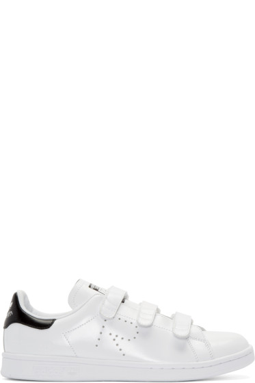Raf Simons - White adidas Edition Stan Smith Comfort Sneakers