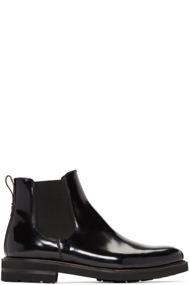 Want Les Essentiels - Black Marshall Chelsea Boots