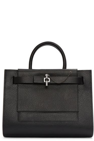 Carven - Black Leather Bag