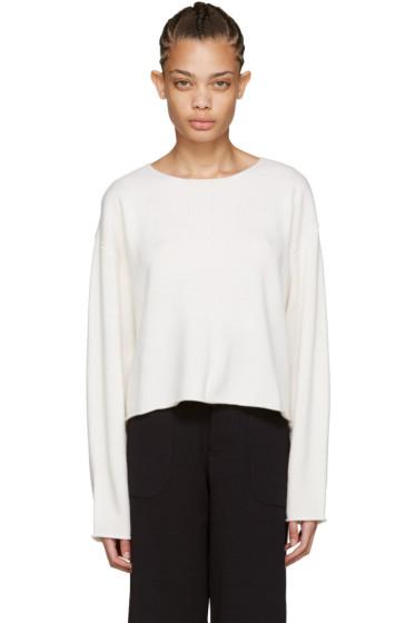 Chloé - Ivory Cashmere Sweater