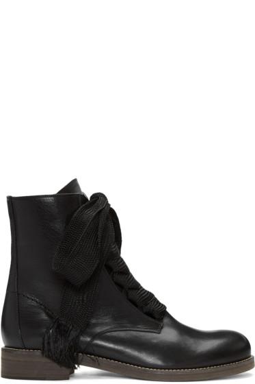 Chloé - Black Harper Boots