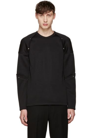 Comme des Garçons Homme Plus - Black Rivet T-Shirt