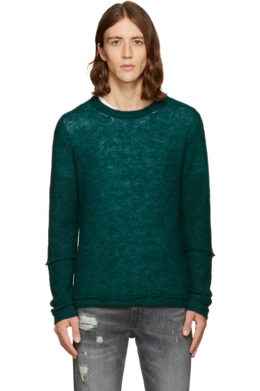 BLK DNM - Green 40 Sweater