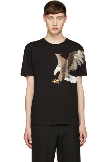 Neil Barrett - Black Eagle T-Shirt
