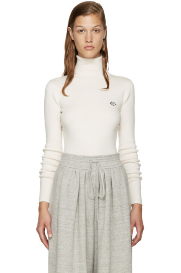 See by Chloé - Off-White Cloud Turtleneck