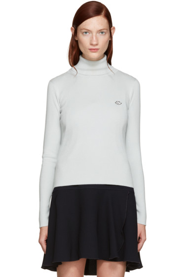 See by Chloé - Blue Iconic Turtleneck