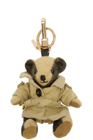 Burberry - Beige Trench Thomas Keychain