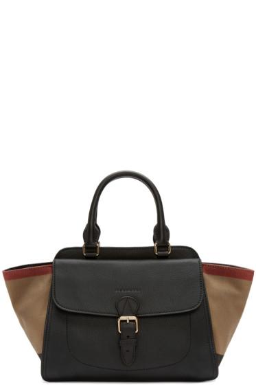 Burberry - Black Harcourt Tote Bag