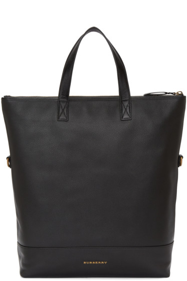Burberry - Black Armley Tote Bag