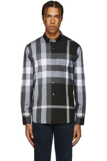 Burberry - Black Fred Shirt