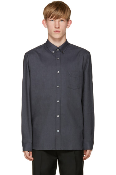 Burberry - Blue Reagan Shirt