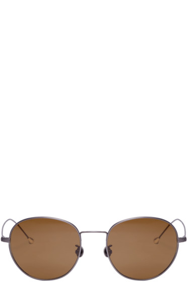 Ann Demeulemeester - Gunmetal 28 C3 Sunglasses
