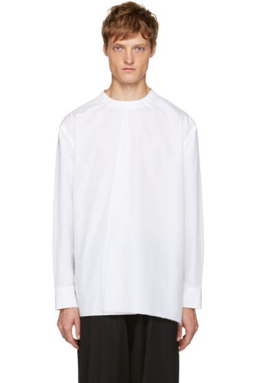 Marni - White Buttoned Back Shirt