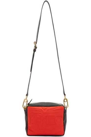 Kenzo - Red Kombo Camera Bag