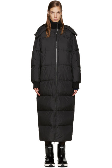 Kenzo - Black Down Long Coat