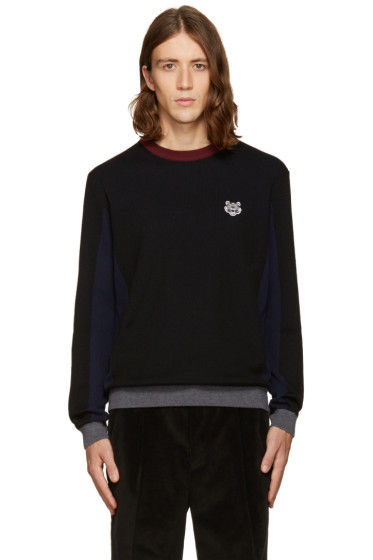 Kenzo - Tricolor Tiger Sweater