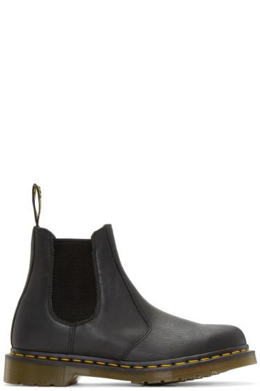 Dr. Martens - Black 2976 Chelsea Boots
