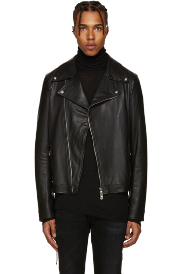 Versus - Black Studded Perfecto