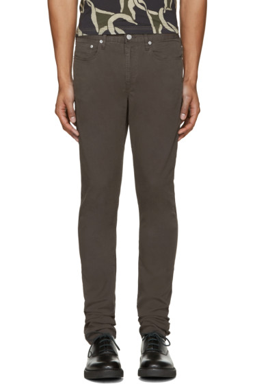 PS by Paul Smith - Grey Slim-Fit Jeans