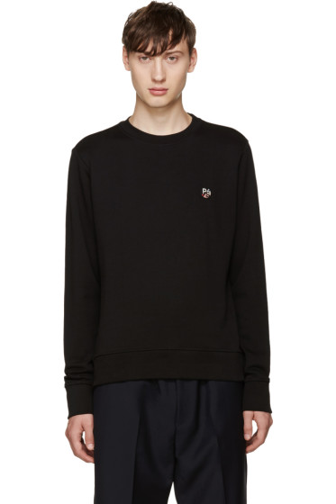 PS by Paul Smith - Black Logo Pullover