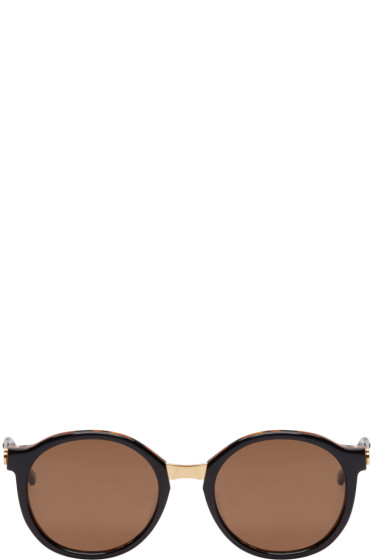 Thierry Lasry - Black Advisory Sunglasses