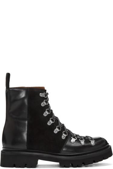 Grenson - Black Brady Boots