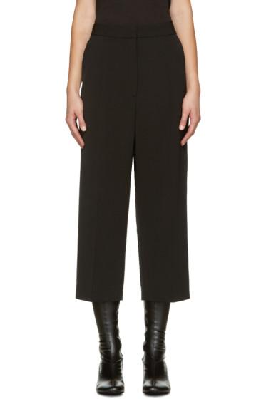 Stella McCartney - Black Wool Trousers