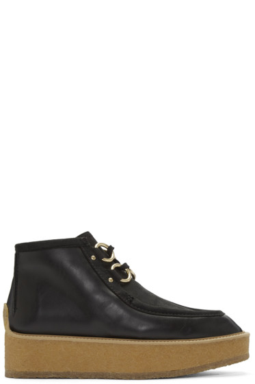 Stella McCartney - Black Brody Boots