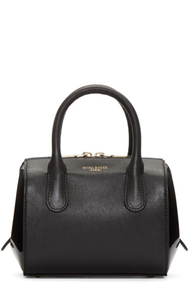 Nina Ricci - Black Mini Youkali Bag