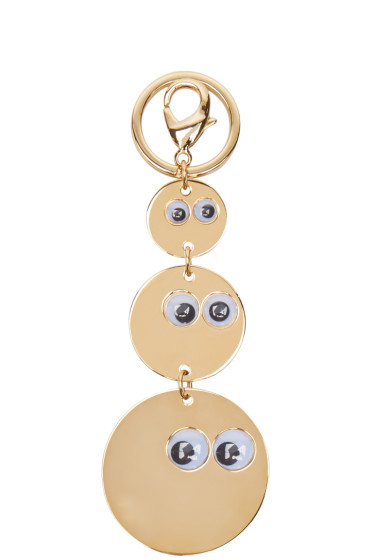 Sophie Hulme - Gold The Smiths Keychain