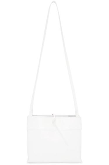 Kara - White Tie Bag