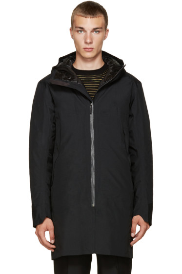 Arc'teryx Veilance - Black Monitor Down Coat