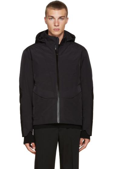 Arc'teryx Veilance - Black Node Down Jacket