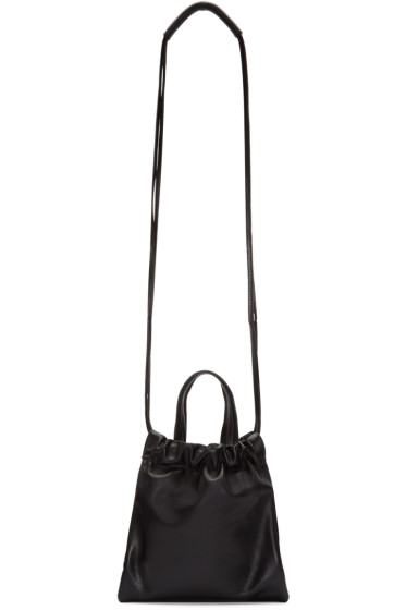 Robert Clergerie - Black Snap Bag