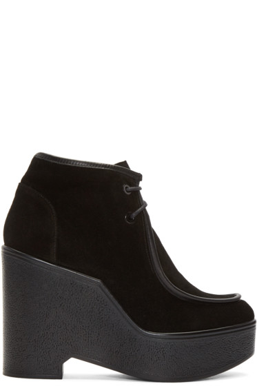Robert Clergerie - Black Bora Boots