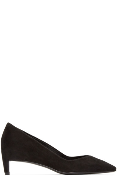 Robert Clergerie - Black Aro Heels