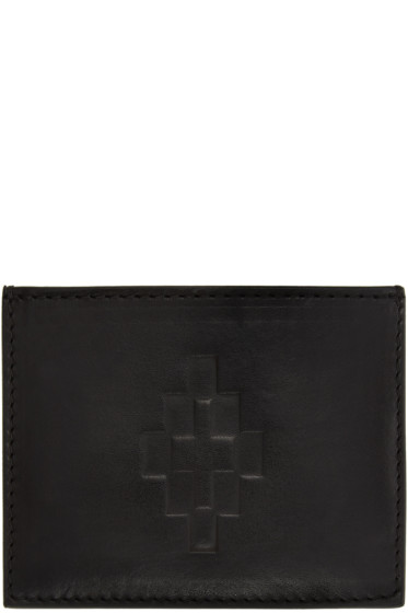 Marcelo Burlon County of Milan - Black Murallon Card Holder