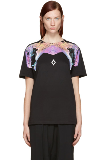 Marcelo Burlon County of Milan - Black Yulisa T-Shirt