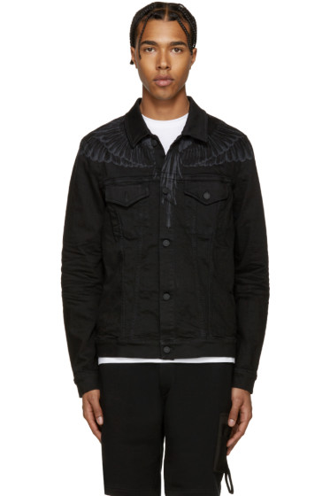 Marcelo Burlon County of Milan - Black Canouan Jacket